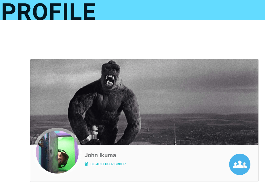 New Site Profile Features and No More 404's!!! We Hope!
