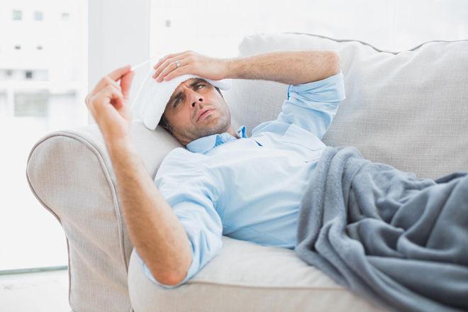 Почему нет температуры при простуде
