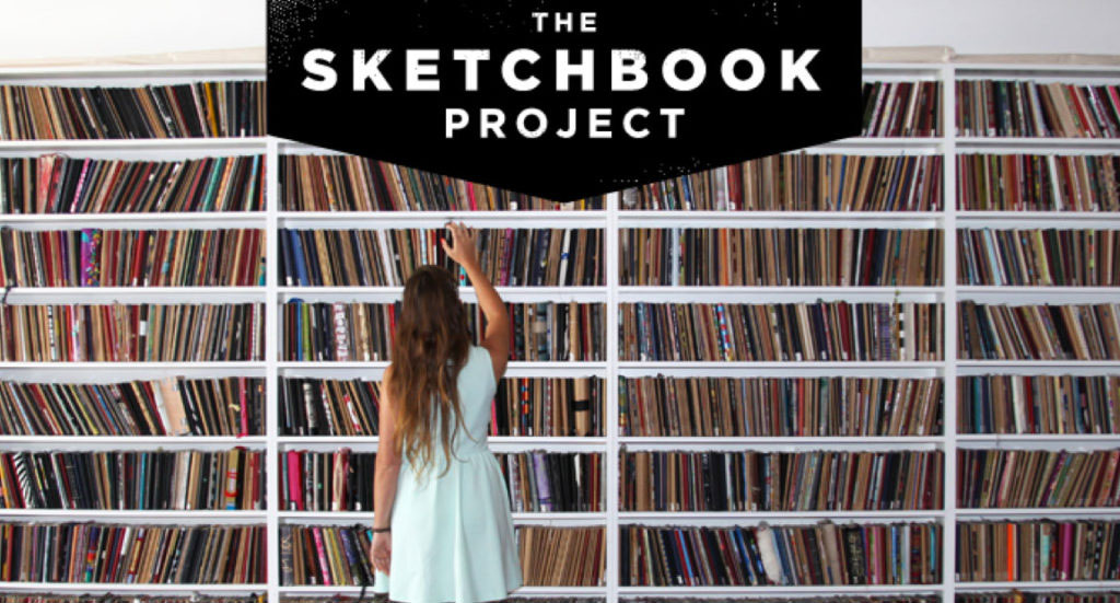 The Sketchbook Project: Summer 2018 Tour