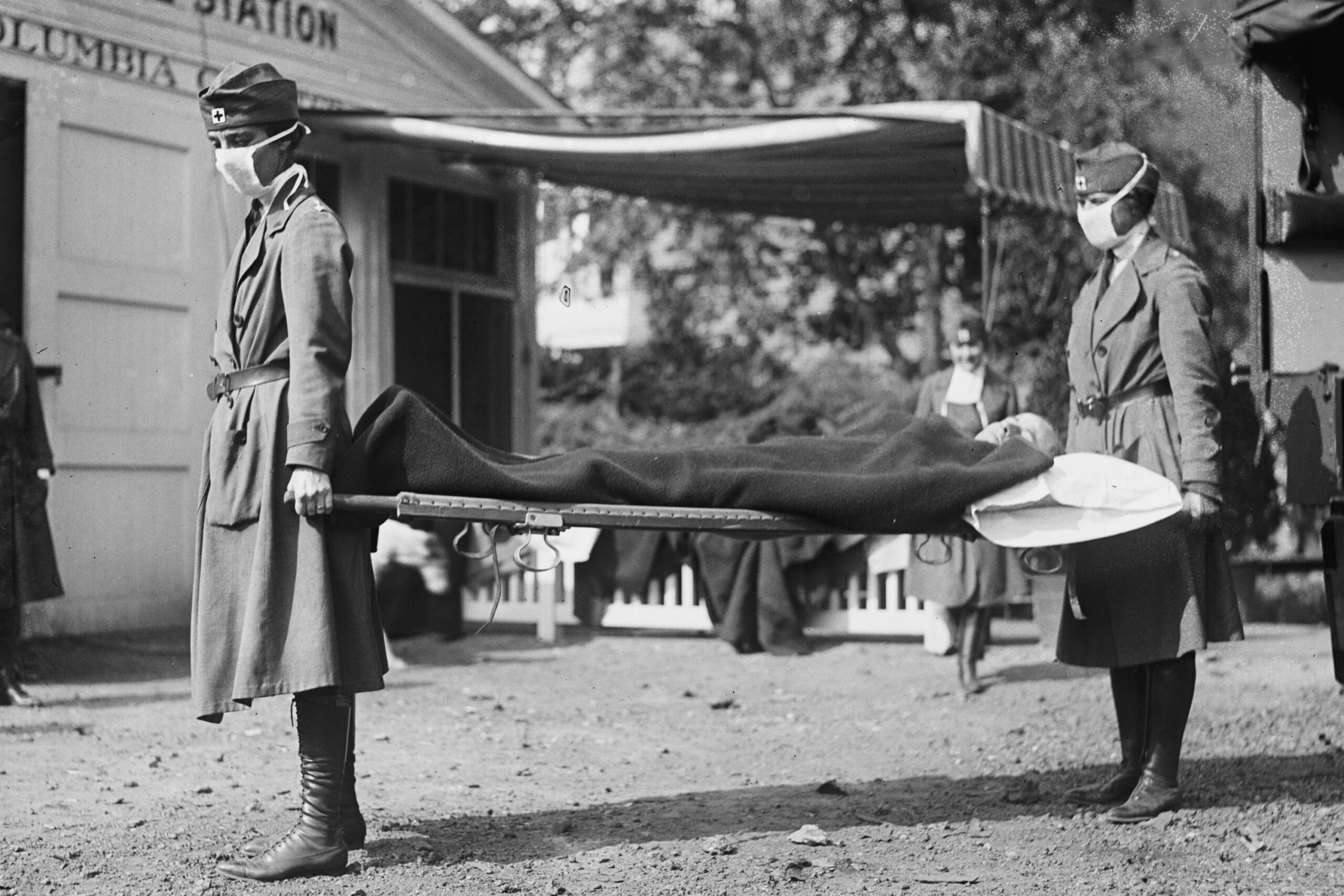 COVID has killed about as many Americans as the 1918-19 flu