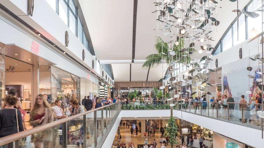 Queensland's COVID exposure site list expands to Brisbane suburbs including Carindale's Westfield Shopping Centre