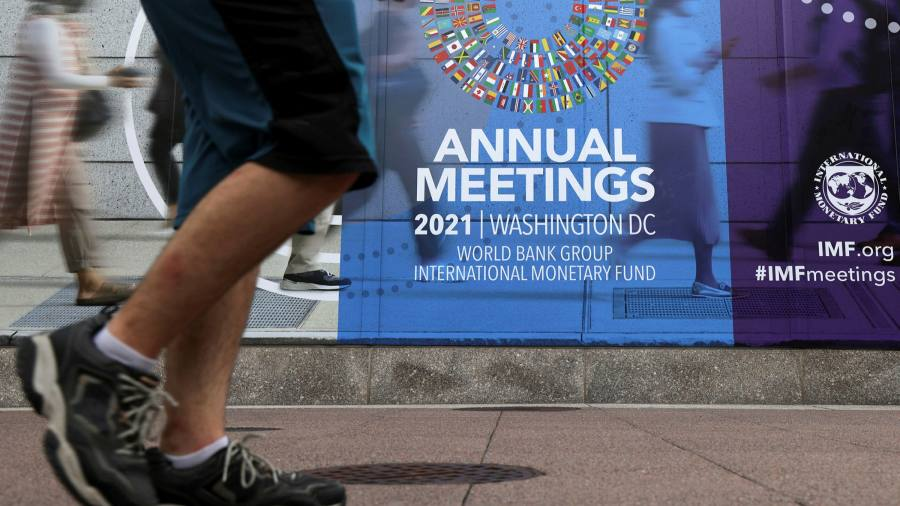 Covid-19 demonstrated 'power' of government spending, says IMF