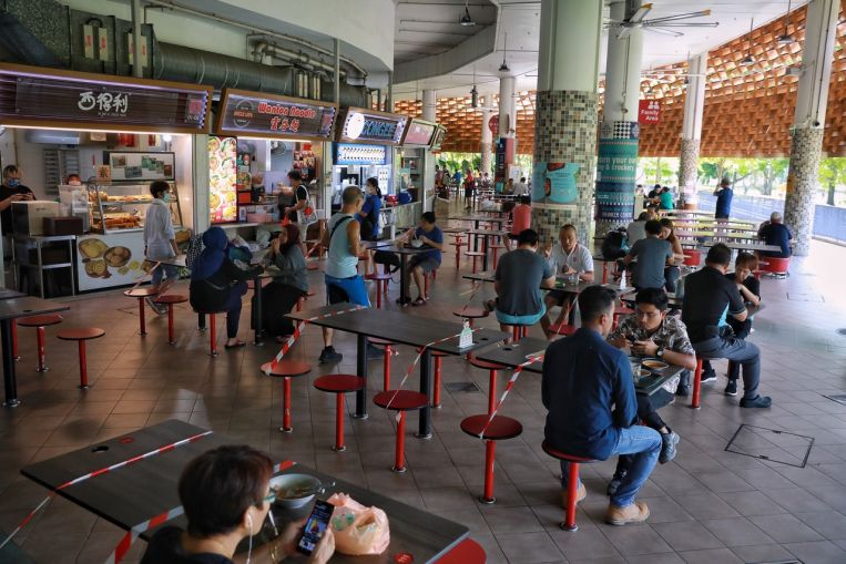 Those unvaccinated against Covid-19 can no longer eat at hawker centres, enter malls, from Oct 13, Health News & Top Stories
