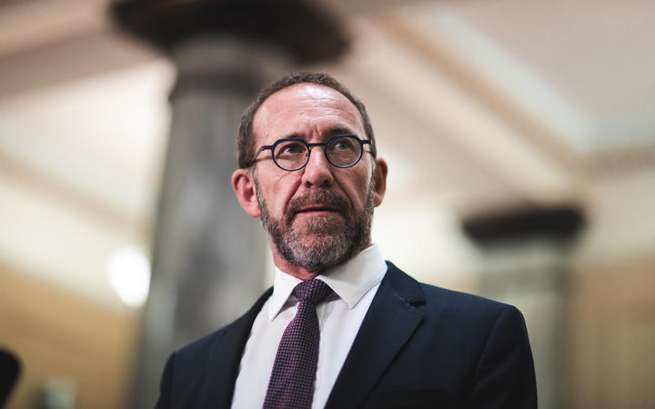 Watch: Health Minister Andrew Little on hospital preparedness for Covid-19