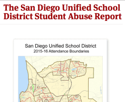 SD Unified Student Abuse Report