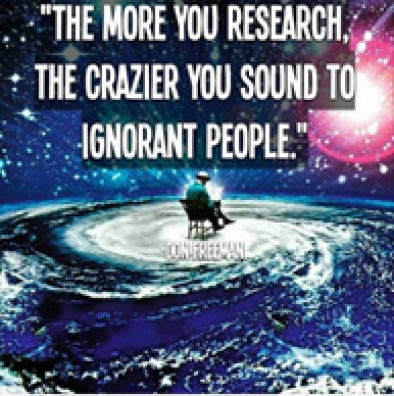 The More you research