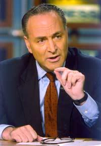 Senator Charles Schumer (D-NY)
