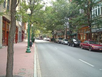 Charleston, West Virginia is just one of many cities potentially served by Frontier