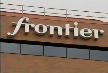 Frontier's headquarters in Rochester, N.Y.