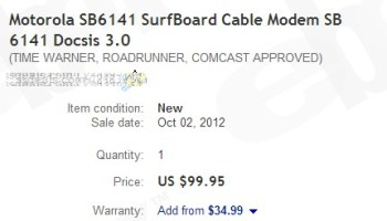 Stop The Cap Update 2 Time Warner Cable Will Begin Charging Virtually All Customers 3 95 Cable Modem Rental Fee