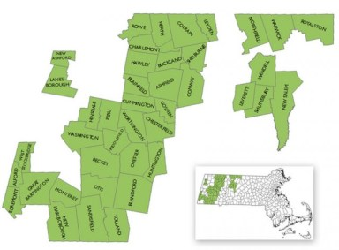 On August 13th, 2011, The WiredWest Cooperative was officially formed by charter member towns. All member towns passed two town votes to form a Municipal Light Plant, under Massachusetts General Laws Chapter 164. This step is required to join the Cooperative as a voting member. Towns shown below are official voting members of the WiredWest Cooperative. The town of Montgomery has also recently become a member. Requirements for new towns including being contiguous and directly accessible by road from another WiredWest member town, and less than 50% served by cable broadband. New members also must be voted in by a majority of the Board of Directors.
