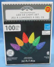 """Despite the UL label, these Walmart-sold Christmas lights have been recalled in Canada for causing """"unfortunate incidents."""" In the U.S. consumers are on their own."""