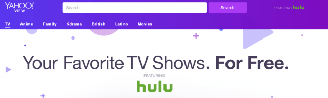 Hulus Free Content Is Moving To Yahoo View