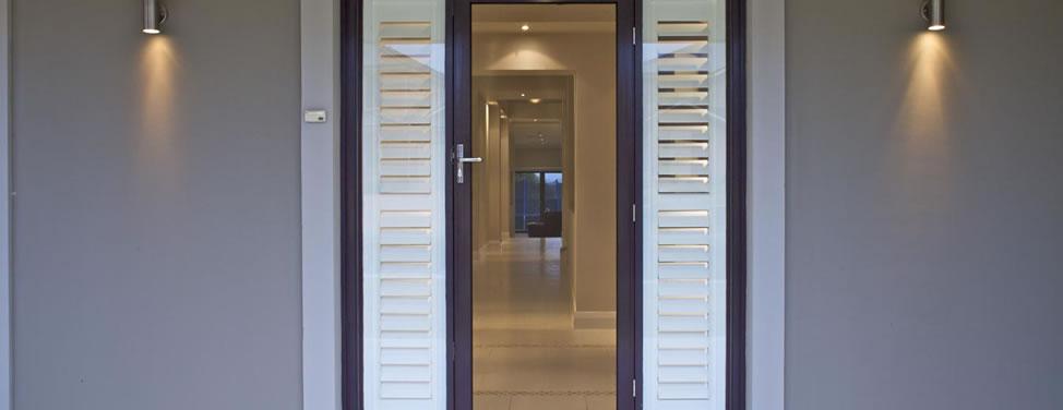 Invisguard Security Screen Mesh Door