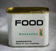 Message - GMOs Monsanto tin