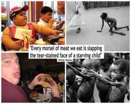 Vegan - world hunger 02