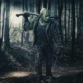 Trophy hunters - Hunter in woods