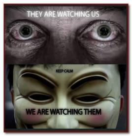 Trophy hunters - Psychos eyes and anonymous