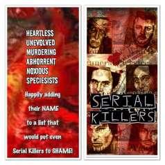Trophy hunters - Psychos serial killers