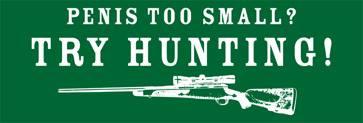 Trophy hunters - Revenge small one try hunting gun