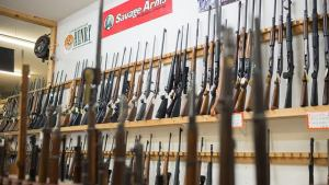 Restore controls over dangerous gun exports