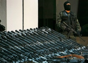 Read more about the article Lack of US Gun Control Provokes Record Bloodshed in Mexico