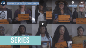 Why We Fight To End Gun Violence