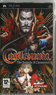 PSP - Castlevania The Dracula X Chronicles