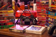Virtual Boy & Space Invaders
