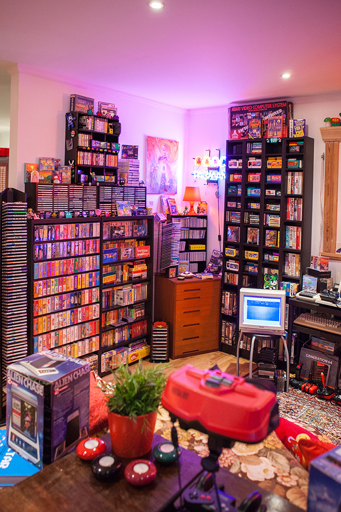 Stopxwhispering S Game Room Collection Retro Video Gaming