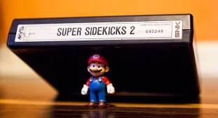 Super Sidekicks 2 - Neo Geo MVS