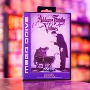 Addams Family Values - Sega Mega Drive