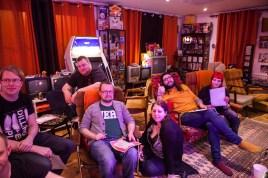 Retro Rumble Quiz contestants