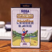 Sega Master System World Class Leader Board