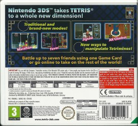 3DS - Tetris back
