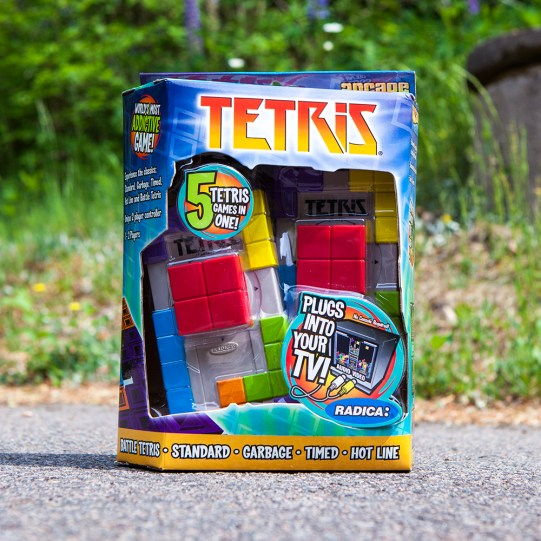 Arcade Legends Tetris 5 Tetris Games in One
