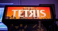 Atari Tetris logo