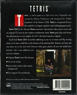 CDI - Tetris back