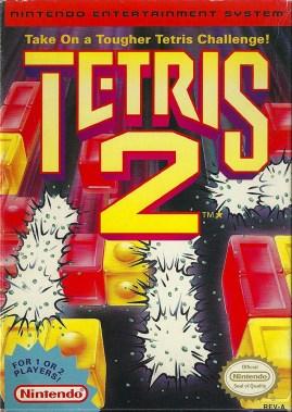 NES - Tetris 2