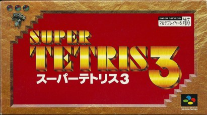 SFC - Super Tetris 3