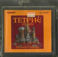 Tandy CPC - Tetris