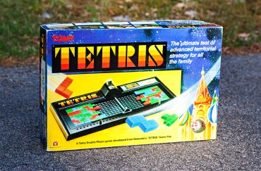 Tomy Tetris board game