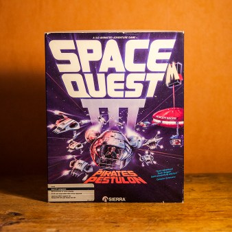 Space Quest III Atari ST