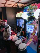 Japanese arcades at HEY Stockholm