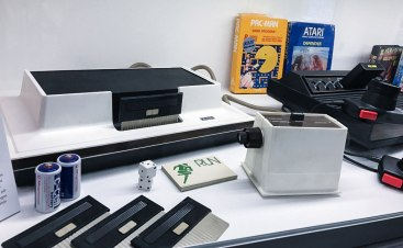 Magnavox Odyssey on display at Stockholms Gaming museum