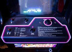 Tempest arcade cabinet