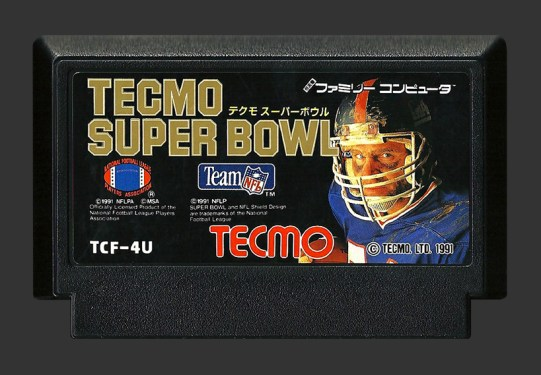 Tecmo Super Bowl - Famicom