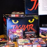 Boxed Atari Jaguar CD unit