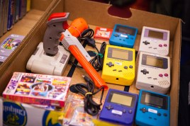 Zapper and Game Boys
