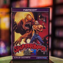 Splatterhouse Part 3 - Sega Mega Drive